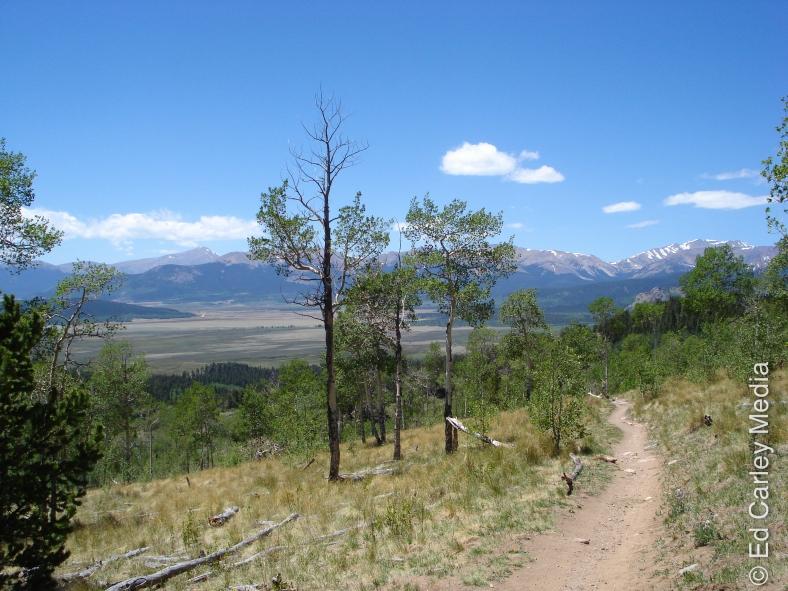 Ed Carley Media, Ed Carley, Colorado mountain biking