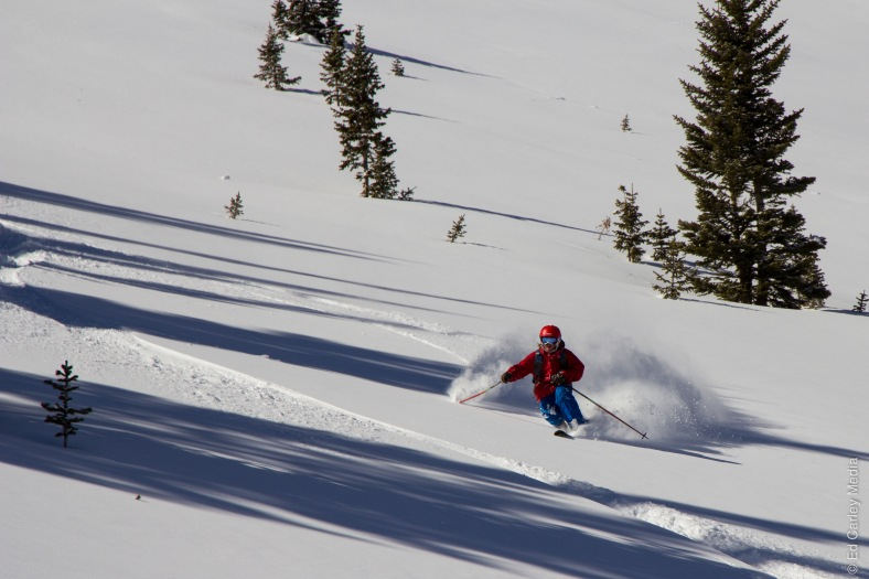 Crested Butte, Colorado, skiing
