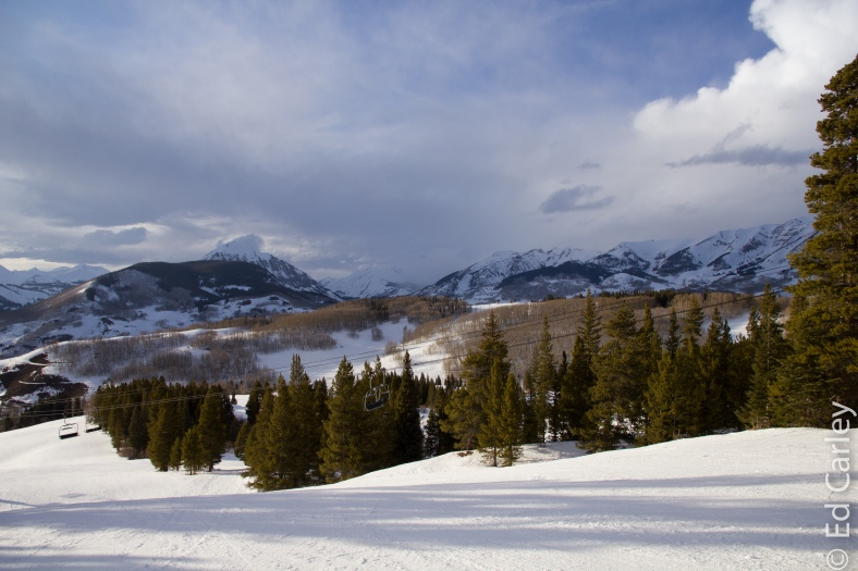 Crested Butte, Gothic Mountain, Schofield pass, Colorado