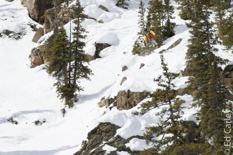 Crested Butte, Crested Butte Freeride series, Subaru Freeride Series Crested Butte, Jack Weise