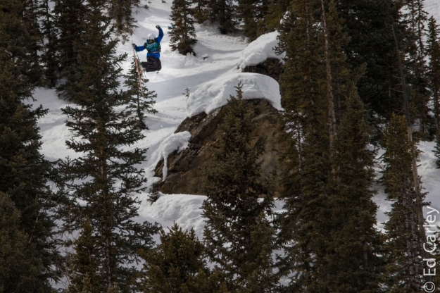 Crested Butte, Crested Butte Freeride series, Subaru Freeride Series Crested Butte, Brant Gruber