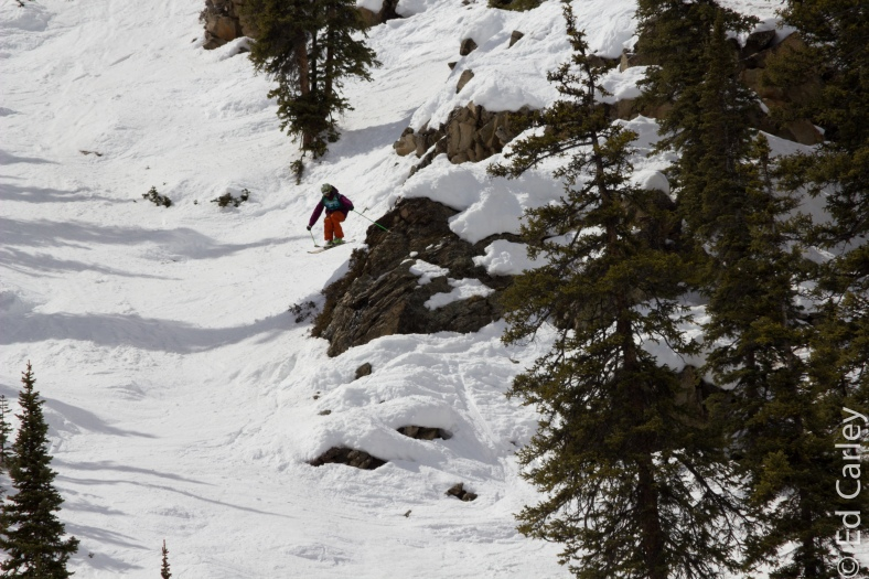 Crested Butte, Crested Butte Freeride series, Subaru Freeride Series Crested Butte, Matt Potter