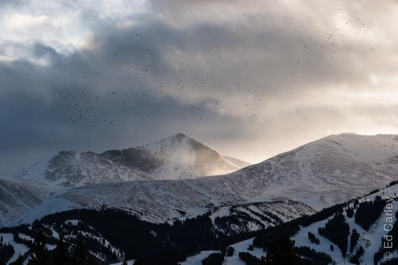 Breckenridge CO, Peak 9, Peak 10