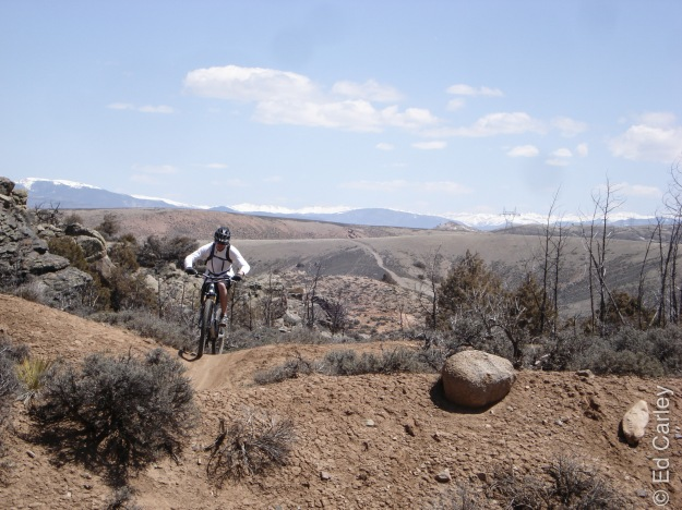 Mountain Biking, Hartman Rocks, Gunnison, Hartmans Rocks, Colorado, MTB
