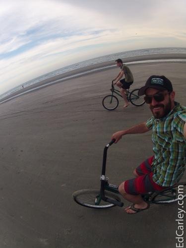 Kiawah Island bikes