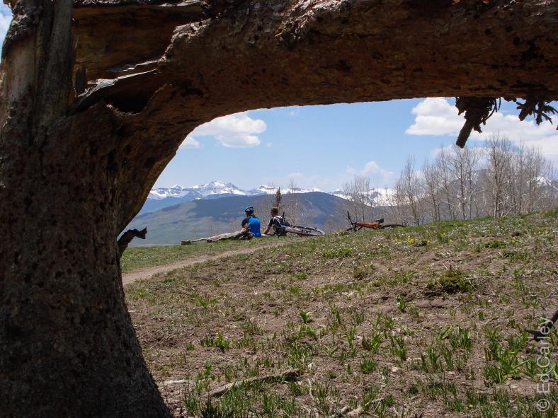 Crested Butte mountain biking, Mountain biking, Deer Creek Trail