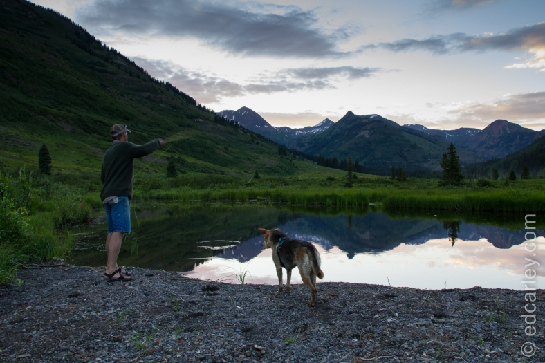 Fly Fishing Crested Butte, Crested Butte Colorado