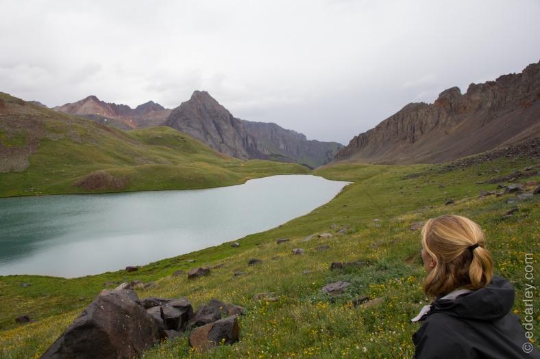 Blue Lakes, Mt. Sneffels