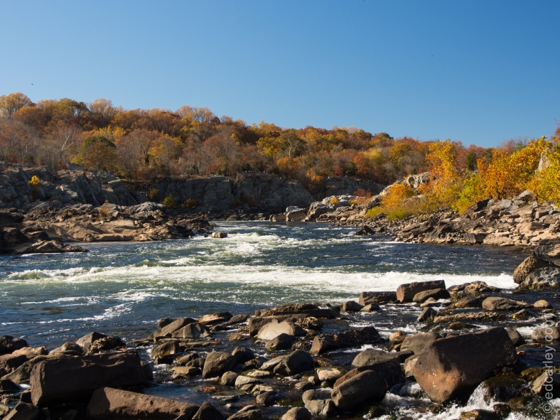Great Falls Maryland side, Great Falls Park, C and O canal national historic park