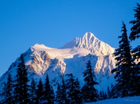 Mt. Shuksan, Washington State, Mountains, Shuksan